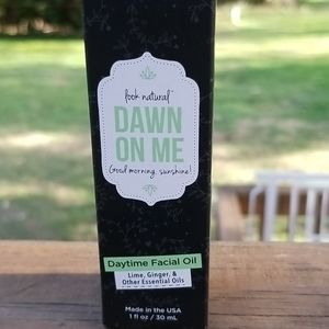 Dawn on me daytime facial oil